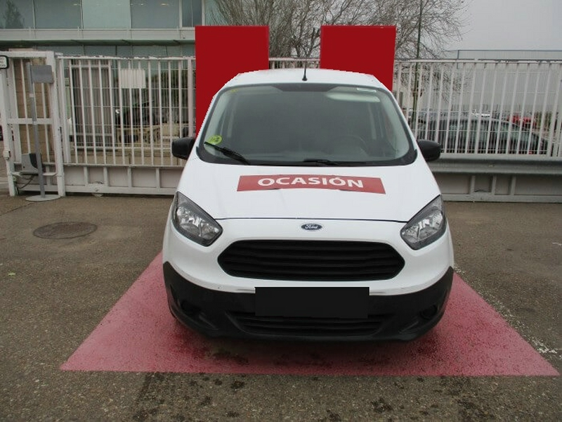 FORD  COURIER   TRANSIT 1.5TDCI 75PS AMBIENTE
